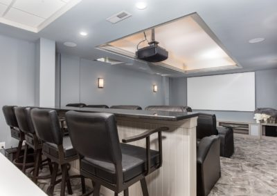 Drisdelle Homes, LLC. - Finished Basement Project